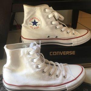 all star high optical white converse